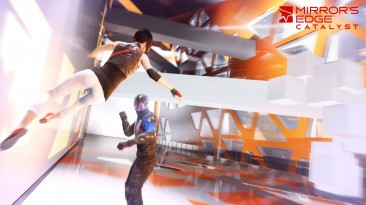 "Mirror's Edge Catalyst ""Обои"""