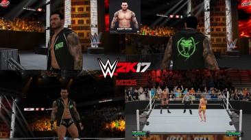 "WWE 2K17 ""Randy Orton WWE 2K19 Port MOD"""