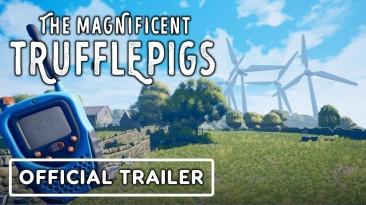 В Steam cостоялся релиз The Magnificent Trufflepigs