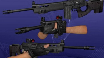 "Counter Strike: Source ""FAL C1"""