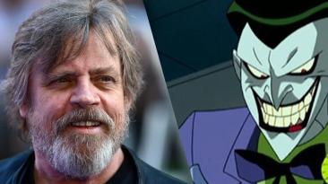 Марк Хэмилл назвал роль Джокера подарком с небес