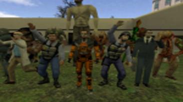 "Half-Life ""Мод Go-Mod v3.4"""