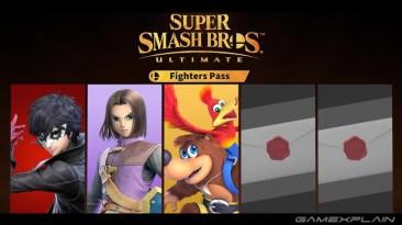 Новый персонаж в Super Smash Bros. Ultimate