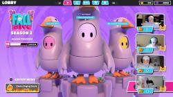 В Fall Guys добавят костюм гуся из Untitled Goose Game