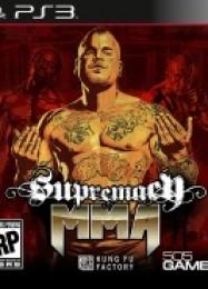 Обложка игры Supremacy MMA