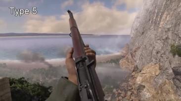 Call of Duty WWII - Новое оружие после обновы