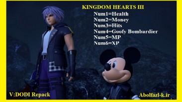 Kingdom Hearts 3: Трейнер/Trainer (+6) [1.0] {Abolfazl.k}