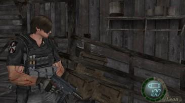"""Resident Evil 4 """"замена матильди"""""""