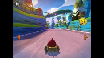 "Angry Birds Go! ""Геймплей - (iOS, Android)"""