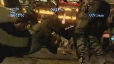 Resident Evil 6 встречает Left 4 Dead 2 в новом видео от Capcom