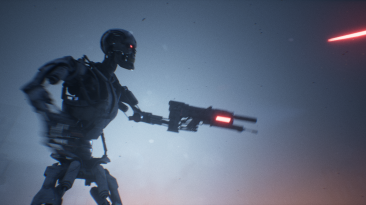 """Terminator: Resistance """"Фикс для ультрашироких мониторов 1.0"""""""