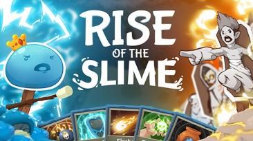 Рассекречена дата выхода декбилдера Rise of the Slime