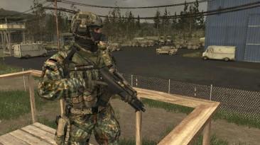 "Call of Duty 4: Modern Warfare ""Бундесвер против Спецназа"""