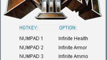 Doom 3: Трейнер/Trainer (+6) [1.3] {24K/PlayGround.ru}