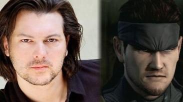 Актёр озвучивания Дэвид Хейтер слышал о разработке Metal Gear Solid Remake
