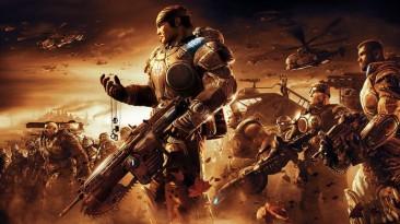 Проект Gears Of War 2 полностью на Русском языке Xbox 360