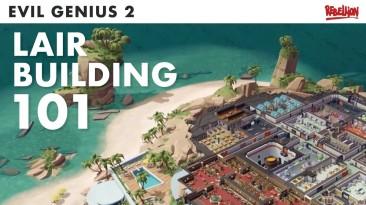 В сети появилось новое геймплейное видео Evil Genius 2