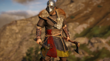 "Assassin's Creed: Valhalla ""Реплейсер брони клана Ворона"""