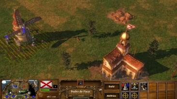 """Age Of Empires 3 """"Карта - JD's Dakotas"""""""