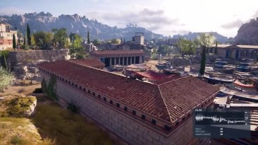 Видеосравнение Assassin's Creed: Odyssey на NVIDIA 2080 TI и 1080 TI