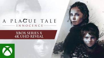 A Plague Tale: Innocence получит оптимизированную 4К версию для Xbox Series X S, PS5 и Nintendo Switch