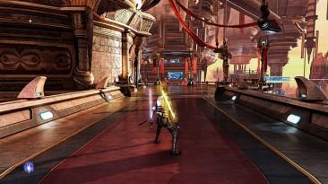 Взгляните на Star Wars The Force Unleashed 2 с Reshade Ray Tracing