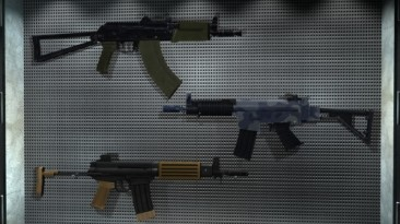 """Point Blank """"SMG Pack 1.0"""""""