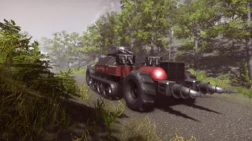 Стал доступен бесплатный пролог Dieselpunk Wars