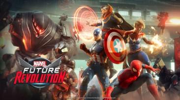 Состоялся анонс ролевой игры с открытым миром - Marvel Future Revolution