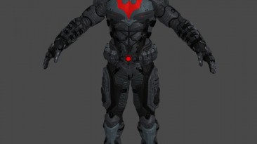 "Injustice: Gods Among Us : ""Batman 2039"""