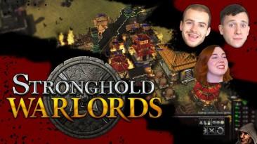 Командная битва 3 vs 3 в новом геймплейном видео Stronghold: Warlords