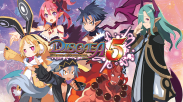 Disgaea 5 Complete выйдет на PC