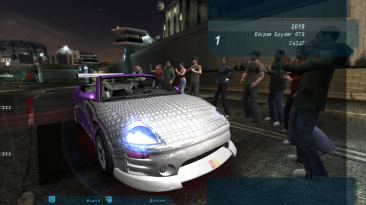 "Need for Speed: Underground ""FAST END THE FURIOUS"""