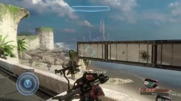 Halo 2 Anniversary - Все оружие, звуки и анимация перезарядки