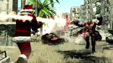 "Serious Santa ""Трейлер новогодних подарков"""
