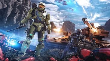 В Halo Infinite вернется возможность обмениваться оружием с NPC