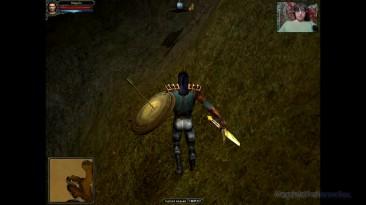 Dungeon Lords - 29 Квест Крестоносца (прохождение на русском)