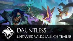 Новое дополнение для Dauntless Untamed Wilds