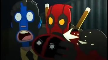 """Анимационный боевик """"Дэдпул"""" Дональда Гловера не добрался до телеэкранов из-за Marvel"""