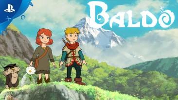 Посмотрите первый геймплей мультяшной RPG - Baldo