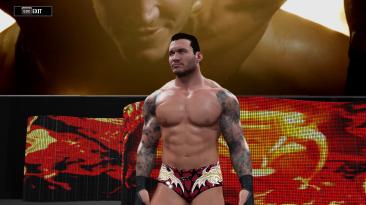 """WWE 2K16 """"Randy Orton Super ShowDown Attire (Лицевая анимация) WWE 2K19 Порт мод"""""""