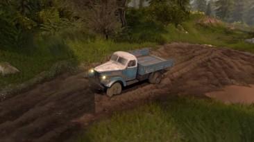 Новое DLC для Spintires