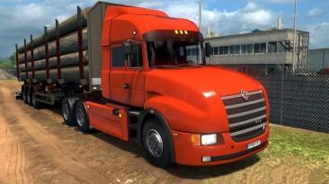 """Euro Truck Simulator 2 """"Урал 6464 от 26.02.2021 (v1.40.x)"""""""