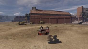 Боколёт ховер, управление, обучение и раскладка - Crossout