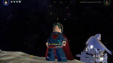 "LEGO Batman 3: Beyond Gotham ""Superman - The New Frontier Skin"""