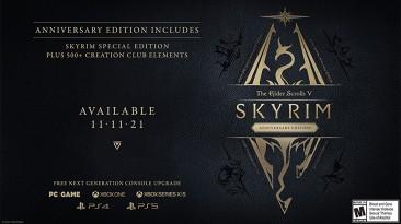 """""""Не стучите по стеклу - им это не нравится..."""": в The Elder Scrolls V: Skyrim Anniversary Edition появятся аквариумы"""