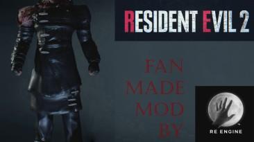 "Resident Evil 2 ""Nemesis из Marvel vs Capcom: Infinite"""