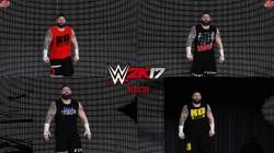 "WWE 2K17 ""Kevin Owens + 9 Нарядов (Лицевая анимация) WWE 2K19 Порт мод"""