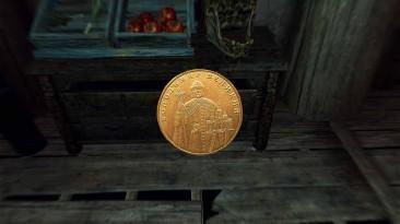 """Elder Scrolls 5: Skyrim """"Гривны в Скайриме"""""""