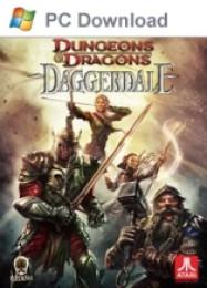 Обложка игры Dungeons & Dragons: Daggerdale